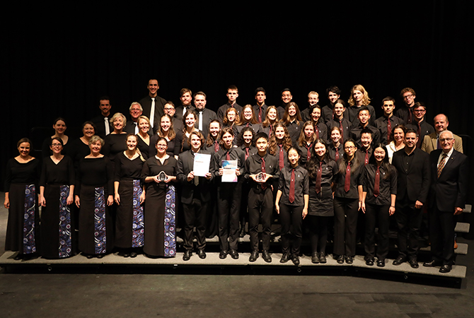 Choral Champions 2019