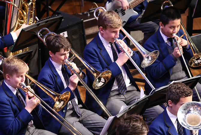 Knox Grammar School Concert Band