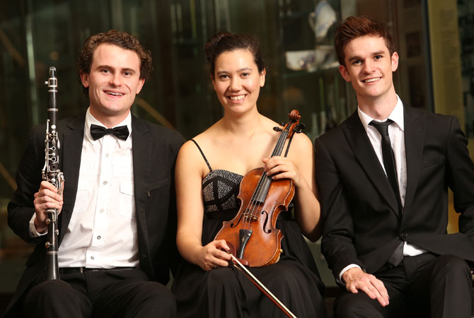 Digital submissions for Chamber Music Award heats | Sydney Eisteddfod