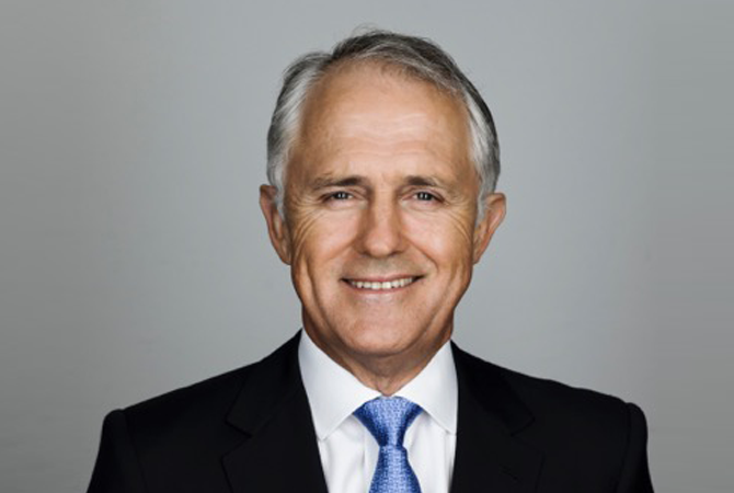 Malcom Turnbull