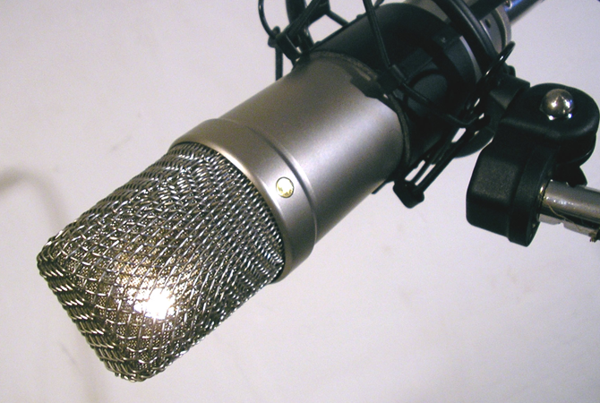 Microphone copy