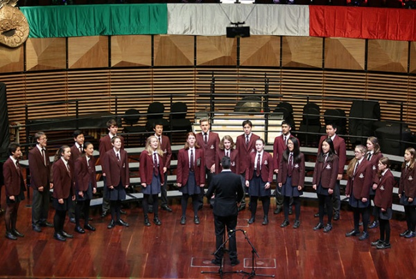 ACGP Fort St Chamber Choir